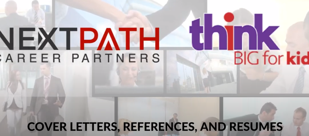 Video: Cover Letters, Resumes, and References