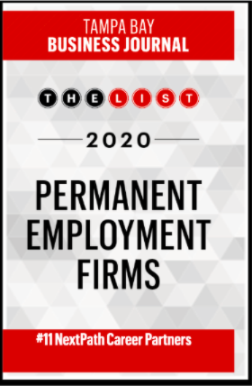 Largest Permanent Employment Firms in Tampa Bay – TBJ